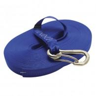 Single Jackline with Clip - Blue C0240-H-B