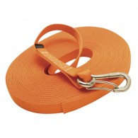 Single Jackline with Clip - Orange C0240-H-O