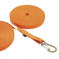 Double Jackline with Clip - Orange C0240-O