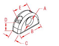 Fairlead   Gasket Drawing