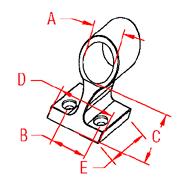 Forward End Rail Drawing