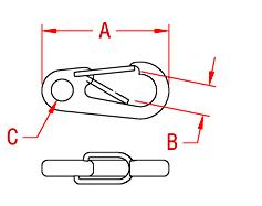 Mini Clip Drawing
