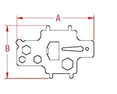 Multi Task Deck Key Drawing