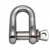 Chain Shackle - Grade 316 NM Stainless Steel S0115-FS