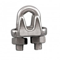 316 Wire Rope Clip S0122-SS