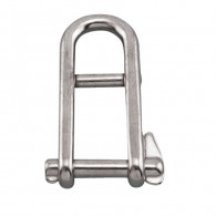 Halyard Shackle - -Stainless Steel S0164-0