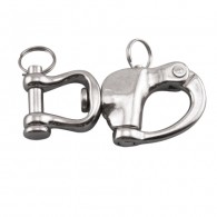 Heavy Duty Jaw Swivel Snap Shackle S0171-0