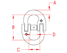 Hammerlock Link Drawing