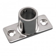 Rectangular Base - 90 Degree 2 Hole S3652-0900