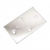 Heavy Duty Diamond Back Plate S3703-0001