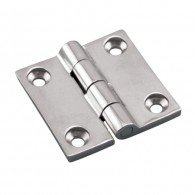 Heavy Duty Butt Hinge - Grade 316 Stainless Steel S3821-0