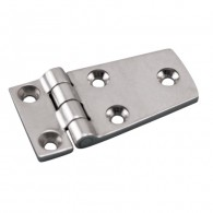 Heavy Duty Door Hinge - Unequal - Grade 304 Stainless Steel S3823-0