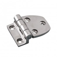 Heavy Duty Door Hinge - Offset - Grade 316 Stainless Steel S3823-1000