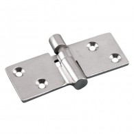 Heavy Duty Take Apart Hinge - Grade 316 Stainless Steel S3824-2000