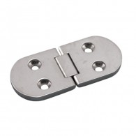 Heavy Duty Flush Table Hinge - Grade 316 Stainless Steel - S3833-0001