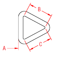 Triangle Loop Drawing