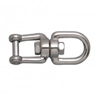 Eye and Jaw Swivel with no Snag Pin S0155-NS06