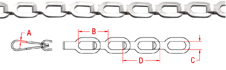 Safety Chain - S0641