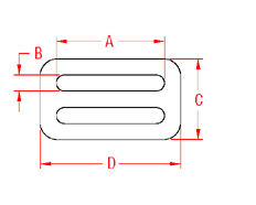 Fixed Threading Plate Drawing