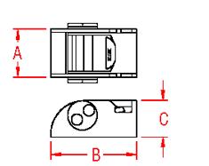 Mini Buckle Drawing