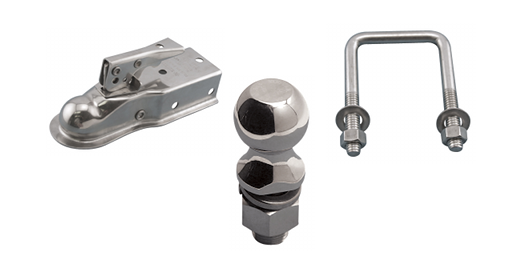 Stainless Steel Boat Trailer Hardware