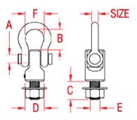Drawing Complete Hoist Assembly