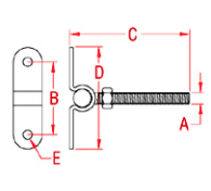 Drawing Turnbuckle Wall Toggle