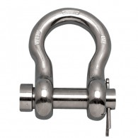 US Round Pin Anchor Shackle S0116-RP-US